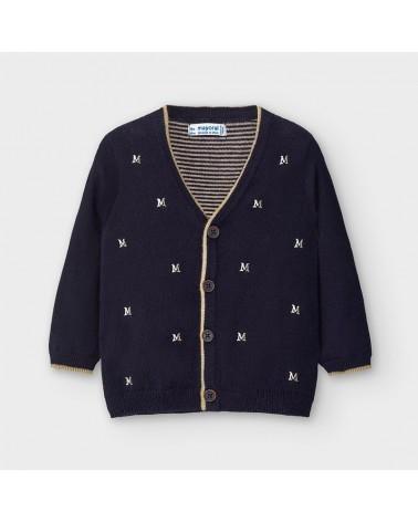 Cardigan elegante tricot...
