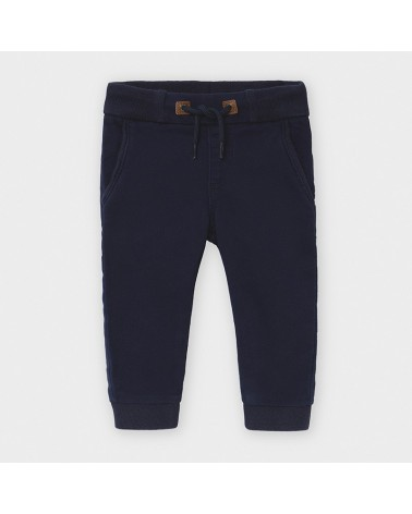Pantalone lungo jogger blu...