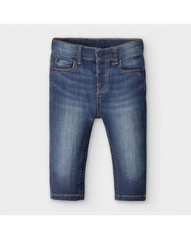 Jeans slim fit blu da bimbo...
