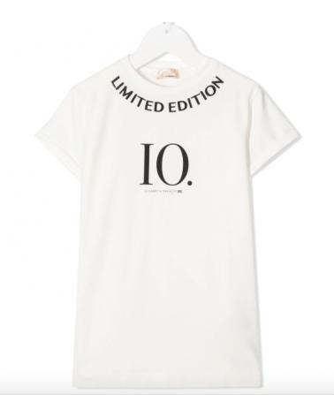maglietta lunga da ragazza...