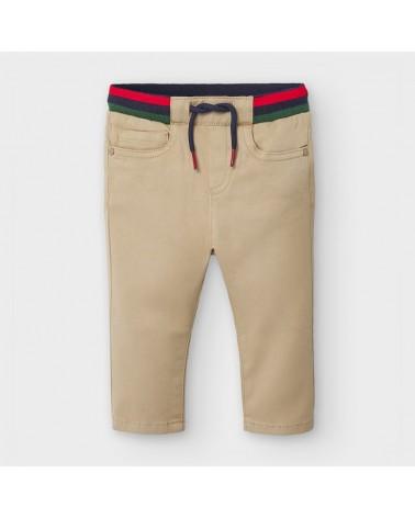 Pantalone lungo vita a...