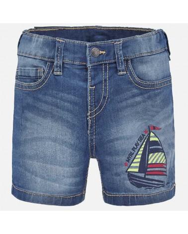 Bermuda da bambino jeans...