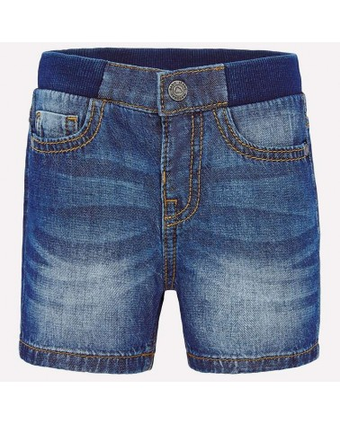 Pantaloncino di jeans scuro...