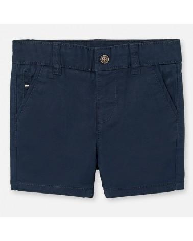 Pantaloncino di chino blu...