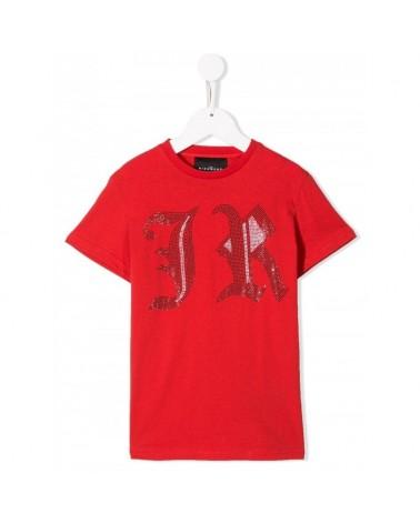 t-shirt da ragazza rosso...