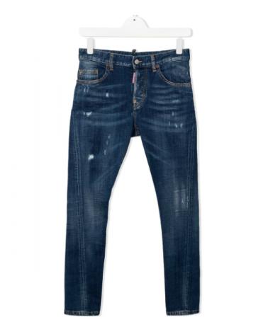jeans da ragazzo...