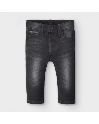 Jeans lungo nero da bambino...