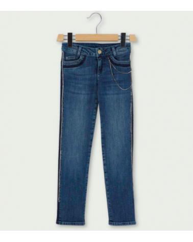 Jeans da ragazza con...