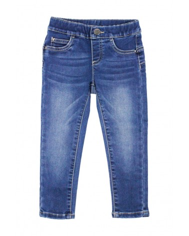 Jeans leggings blu skinny...