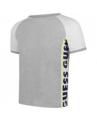 maglietta da ragazza grigio...