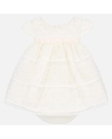 Vestito da neonata panna...