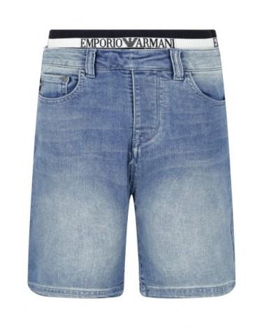 bermuda jeans da ragazzo...