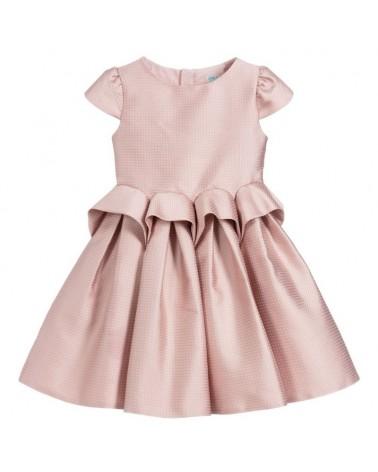 vestito da bambina rosa in...
