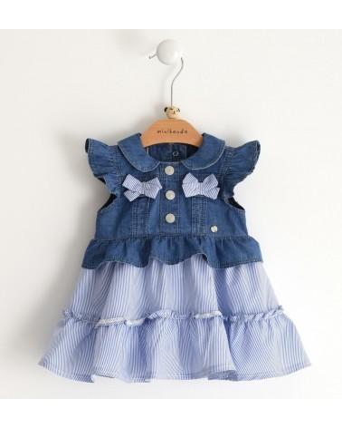 vestito da neonata misto...