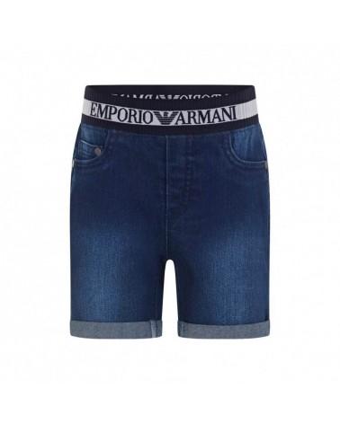 bermuda jeans da bambino...