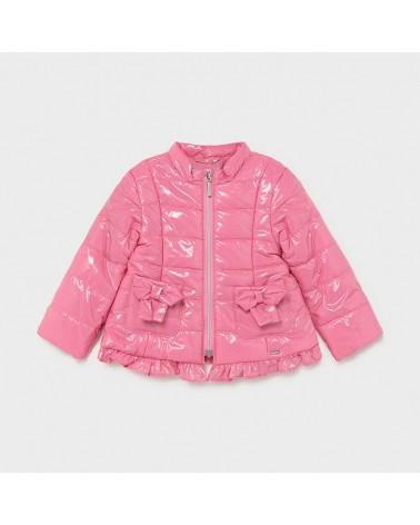 Giacca a vento soft rosa...