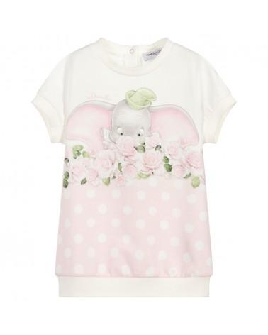 vestito in felpa da neonata...