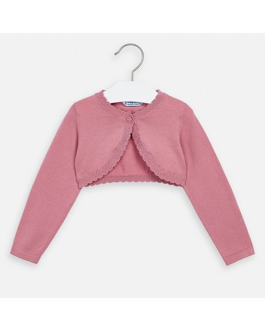 Capospalla rosa da bambina...
