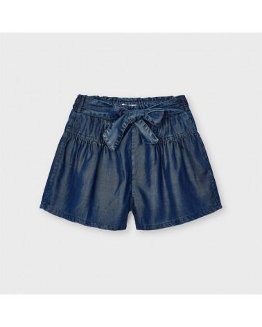 Pantaloncino jeans scuro...