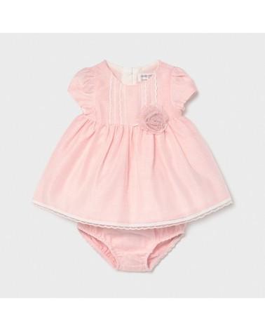 Vestito da cerimonia rosa...