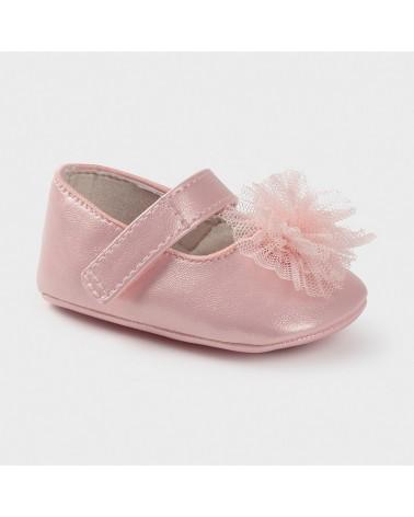 Scarpe da cerimonia rosa...