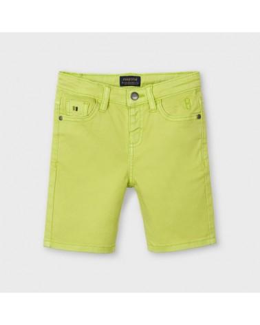 Bermuda twill giallo lime...