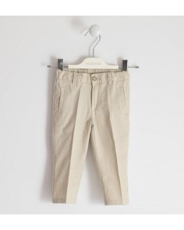Pantalone elegante in lino...