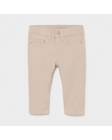 Pantalone lungo twill slim...