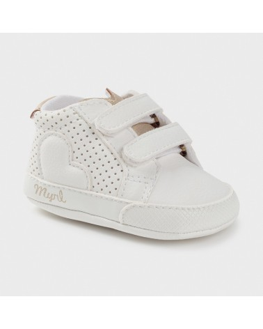 Scarpe sportive bianco e...
