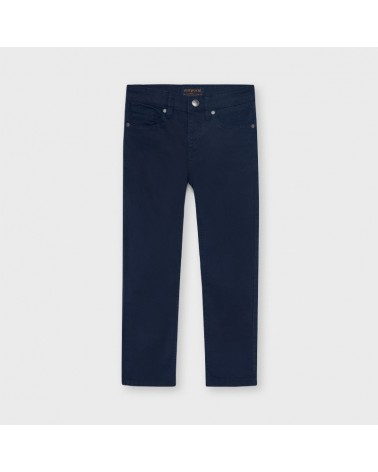 Pantalone in twill slim fit...