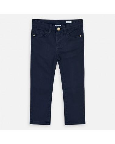 Pantalone di coton slim fit...