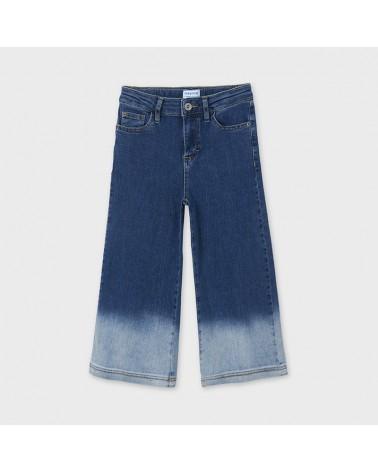 Jeans culotte da ragazza...
