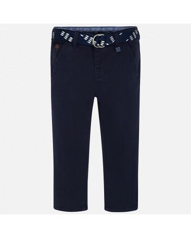 Pantalone di chino in...