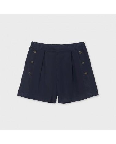 Pantaloncino blu scuro con...