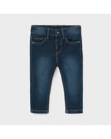 Pantalone lungo di jeans...