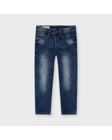 Jeans slim fit soft denim...