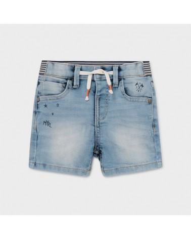 Bermuda di jeans soft...
