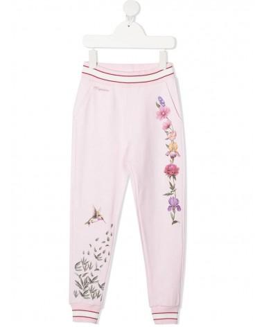 Pantaloni in felpa fosa con...
