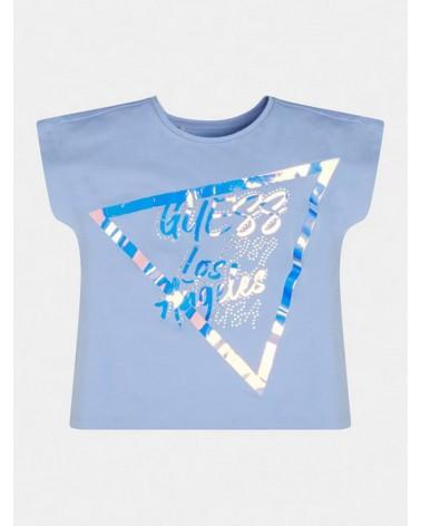 maglietta da bambina cielo...