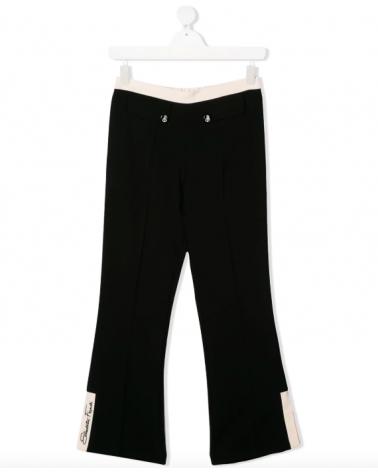 pantalone da ragazza nero...