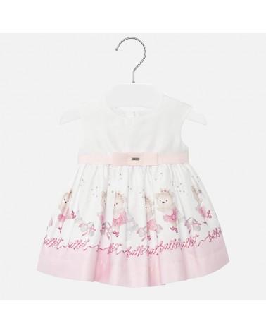 Vestito da bambina rosa e...