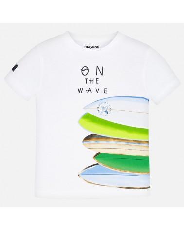 Maglietta da bambino manica...