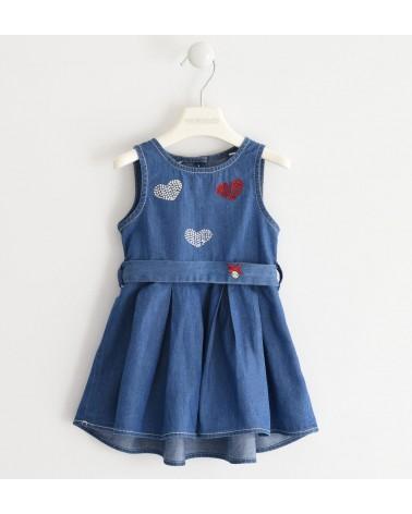 vestito per bambina in...