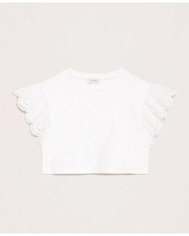 maglietta corta da ragazza...