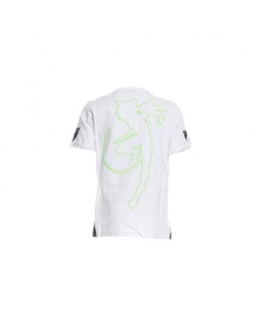 t-shirt da ragazzo bianco...