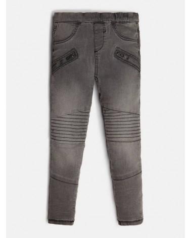 pantlone jeans grigio da...