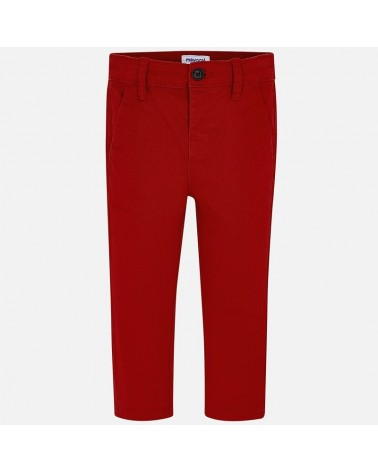 Pantalone da bambino rosso...