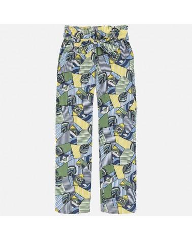 Pantalone leggero lungo con...