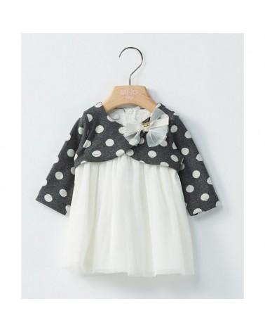 vestito da neonata con...