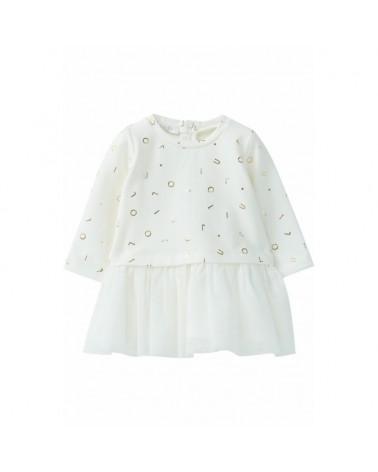 vestito da bambina in felpa...